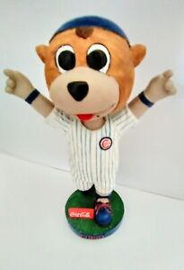 CUBBY Mascot Bobblehead Chicago Cubs