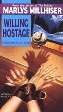 Willing Hostage (Mystery Scene Book) Millhiser Paperback