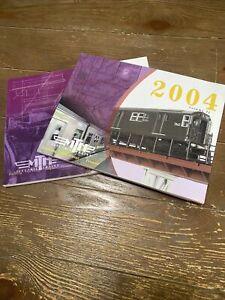 MTH Electronic Trains Catalog 2004 Vol. 1&2