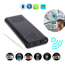 Wireless Bluetooth Car Kit HandsFree USB Charger for iPhone Samsung Motorola LG