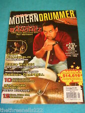 MODERN DRUMMER - ANTONIO SANCHEZ - MAY 2005