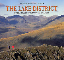 Discover the Lake District: Walks from Skiddaw to Scaffell by Jerry Rawson...