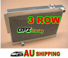 3 Rows Aluminum Radiator for Holden Torana LJ LC LH LX V8 with holden engine MT