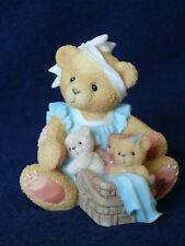 Cherished Teddies - Tanna - Girl With Basket Of Teddies - Special Ltd - 476595