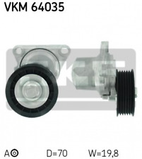SKF Spannrolle, Keilrippenriemen für Riementrieb VKM 64035