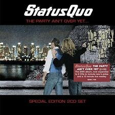 Status Quo - Party Ain't Over Yet [New CD] UK - Import