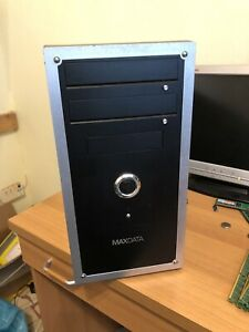 DESKTOP PC con INTEL CORE 2 DUO E7400 2,80 GHz 4GB RAM DDR2 HD 160Gb WIN 10 Pro