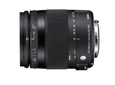 Sigma 18-200mm DC Macro OS HSM 'contemporary' for Canon & SanDisk 32gb SD Card