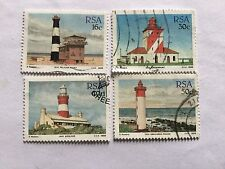 1988 RSA South Africa Complete Set SC 714-717