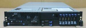 IBM System X3650 Quad-Core E5430 2.66GHz 4GB Ram 8x 146GB HDD 2U Server