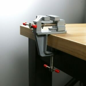 Aluminum Bench Woodworking  Clamp Crimping Hand Tool Table Vise Mini quality