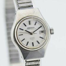 I804 Ladies Vintage Citizen Seven Star V2 Automatic Watch 4-690494K JDM 45.2