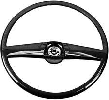 1969-72 Chevy/GMC Pickup, Blazer, Jimmy Steering Wheel - Black New Dii