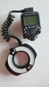 Canon MR-14EX II used Macro Ring Lite for Canon Digital SLR Cameras