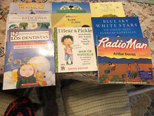 Lot of 10 Children's Books in Spanish Great Condition