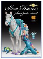 JOJO Super Action Statue Johnny Joestar Second Slow Dancer Figure set JAPAN