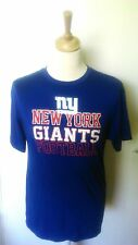 New York Giants Team Apparel American Football Shirt (Adult Small)