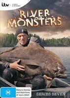 River Monsters : Season 7 (DVD, 2-Disc Set) NEW
