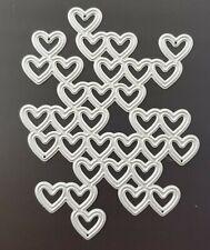 Hearts-A-Plenty Die, Metal Die, Heart, Love, Valentine's Day, New