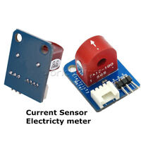 Analog Current Sensor 5V 3 Pin Electricty Meter AC 5A Ammeter Board for Arduino