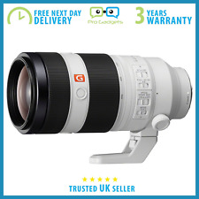 Brand New Sony FE 100-400mm f/4.5-5.6 GM OSS Lens SEL100400GM - 3 Year Warranty