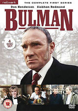 BULMAN the complete first series 1. Don Henderson. 4 discs. New sealed DVD.