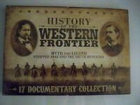 History of the Western Frontier (DVD, 2012, 2-Disc Set)