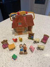 Disney Store Animators Collection Beauty & The Beast Belle Complete Playset Mini