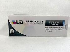 LD Comp Dell 2135cn 2130cn High Yield Toner T106C Black