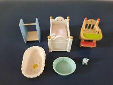 Sylvanian Families Nursery Bedroom Set