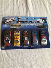 """Nascar """"Some gave all,"""" MilitaryTribute 1/64 Race Car Set, 1/64 by Action."""