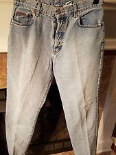 Calvin Klein junior size 13 jeans, inseam 32