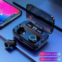 TWS Wireless Earphones Bluetooth 5.0 Headset HIFI Stereo Headphones Earbuds S6X6
