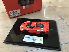 BBR 1/43 FERRARI FXX / Enzo  EVOLUZIONE 2007 RETROMOBILE 2009 limited 01/11 RARE