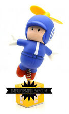 SUPER MARIO TOAD VOLANTE FIGURE elica action toadette Figur Figuren flying fungo