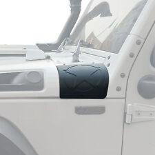 Black Five Star Body Armor Side Cowl Cover Protector for 07-18 Jeep Wrangler JK