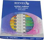 24 Set Reeves Acuarela
