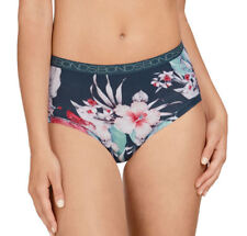 Bonds Ladies 46Y Tropicana Floral Print Cottontails Full Brief Size 18 New