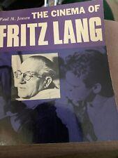The Cinema Of Fritz Lang