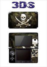 SKIN STICKER AUTOCOLLANT DECO POUR NINTENDO 3DS REF 55 PIRATE