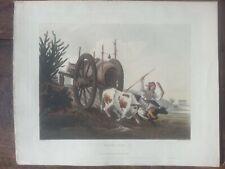 Emeric Essex Vidal, Picturesque illustrations of Buenos Ayres 1820 Argentina