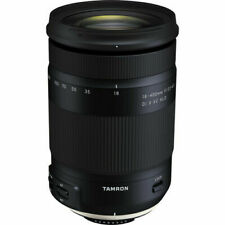 Tamron 18-400mm f/3.5-6.3 Di II VC HLD Lens for Canon DSLR Cameras NEW!