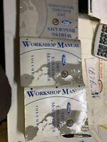 2005 Ford Explorer Mercury Mountaineer Workshop Manual & Wiring Diagrams OEM