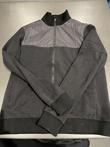 Rapha Black Jacket large