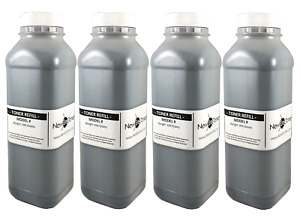 4 Compatible Toner Refill for Lexmark B2442 B2546 B2650 MB2442 MB2546 MB2650