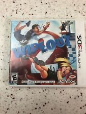 Wipeout 2 (Nintendo 3DS, 2011)