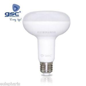 Bombilla Reflectora E27 R90 LED 12W=100 Luz Calida 2700k 1200 Lumen BAJO CONSUMO