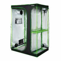 VIVOSUN 2-in-1 Mylar Reflective Grow Tent for Indoor Hydroponic Growing System