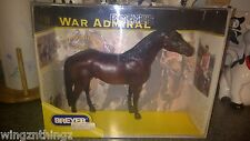 Breyer War Admiral. NIB. Son Of Man O War breyer champions standard