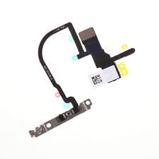 Power ON/OFF Switch Button Flex Cable with Bracket for iPhone XS/ XS Max